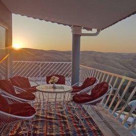 ویلا سه خوابه دوبلکس خانه رنگی